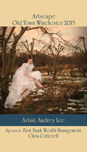 Winchester Artscape 2015: Audrey Lee