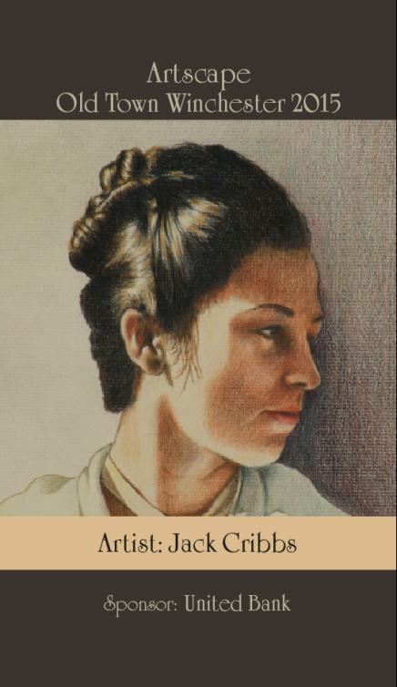 Winchester Artscape 2015: Jack Cribbs