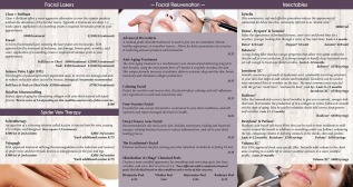 Med Spa Brochure